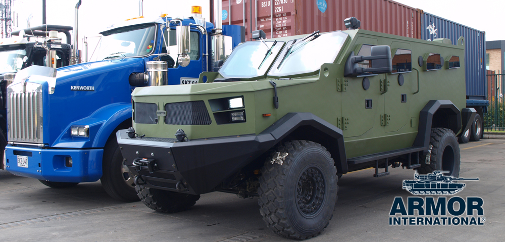armored vehicles tactical