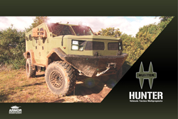 hunter armored vehicle